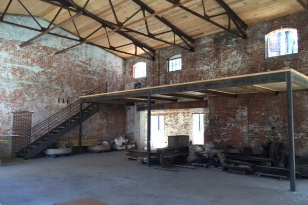 Rooms & Works Boiler House